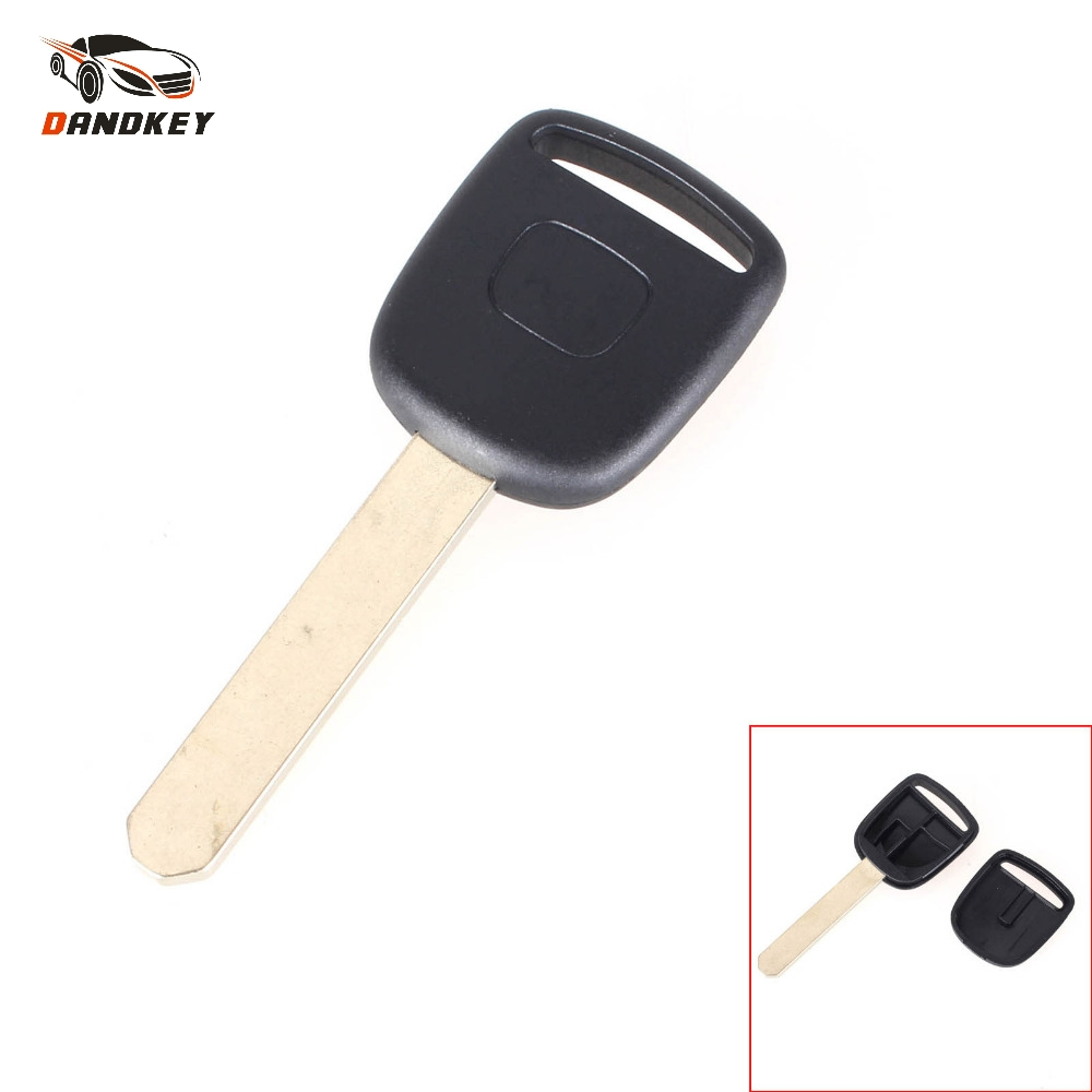 Include Cutting Service Transponder Key Shell Fit For Honda CR-V Accord No Chip