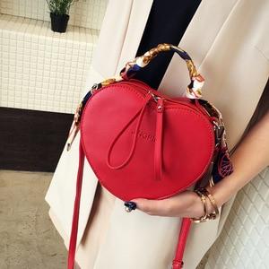 Leather Messenger Bag Women's