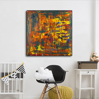 Oil Painting Colorful Butterfly Painting Home Decor On Canvas Wall Art Canvas Posters And Paintings Canvas Pictures No Frame