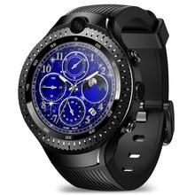 "Zeblaze THOR 4 Dual 4G SmartWatch 5.0MP+5.0MP Dual Camera Android Watch 1.4"" AOMLED Display GPS/GLONASS 16GB Smart Watch Men"