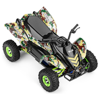 Rowsfire список игрушек с дистанционным управлением автомобили 2,4 г 4wd 50 км/ч Электрический матовый внедорожный светодиодные фонари для мотоцик