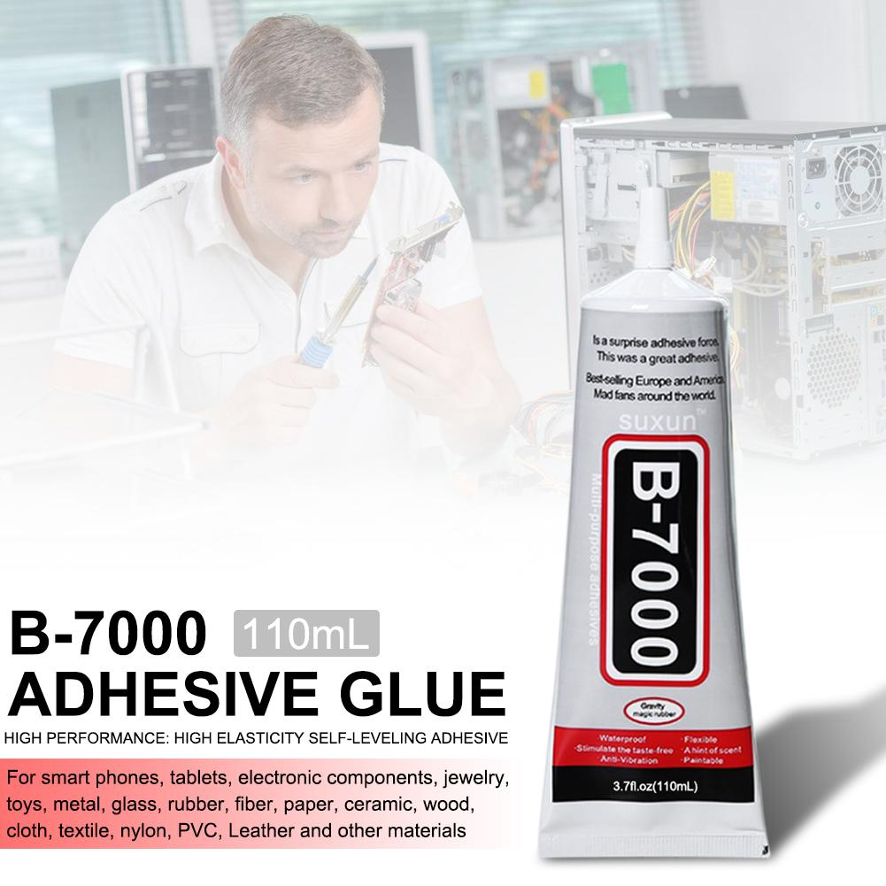 Rondaful 110ML B-7000 Mobile Phone Screen Repair Glue Electronic Components DIY