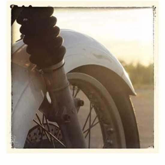 Закат Ride I плакат печать Рене Stramel (13x19) - 11.11_Double 11_Singles