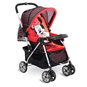 2019, cojín para silla de bebé de Disney, carrito para niños, carrito para coche, carrito para silla alta, accesorios para colchón de algodón suave