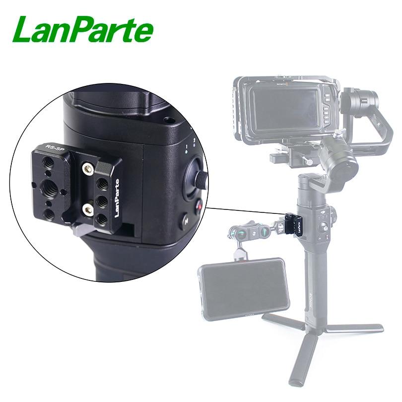 For DJI Osmo Pocket Tripod Holder Head Mount 1//4 Screw Adapter Camera Bracket FF