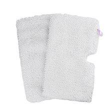 2 Pack Replacement Cleaning Microfiber Pads Mop cloth for Shark Pocket Steam S3550 S3501 S3601 S3901 steam cleaner part
