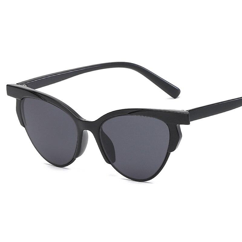 CANCHANGE 2019 New Fashion Cute Sexy Women Cat Eye Sunglasses Female Vintage Brand Small Sun Glasses Ladies Oculos de sol UV400