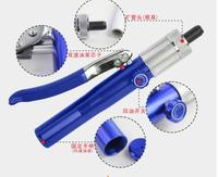 10 28mm with full sets of dies PEX manual hydraulic pipe expander KG 1632 Flaring pipe tubes
