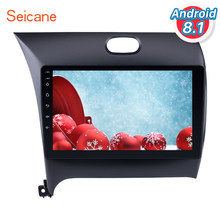 Seicane 2 DIN Android 8.1 Car Multimedia Player For Kia K3 Cerato Forte 2013 2014 2015 2016 GPS Dukungan WIFI SWC Cermin Link(China)