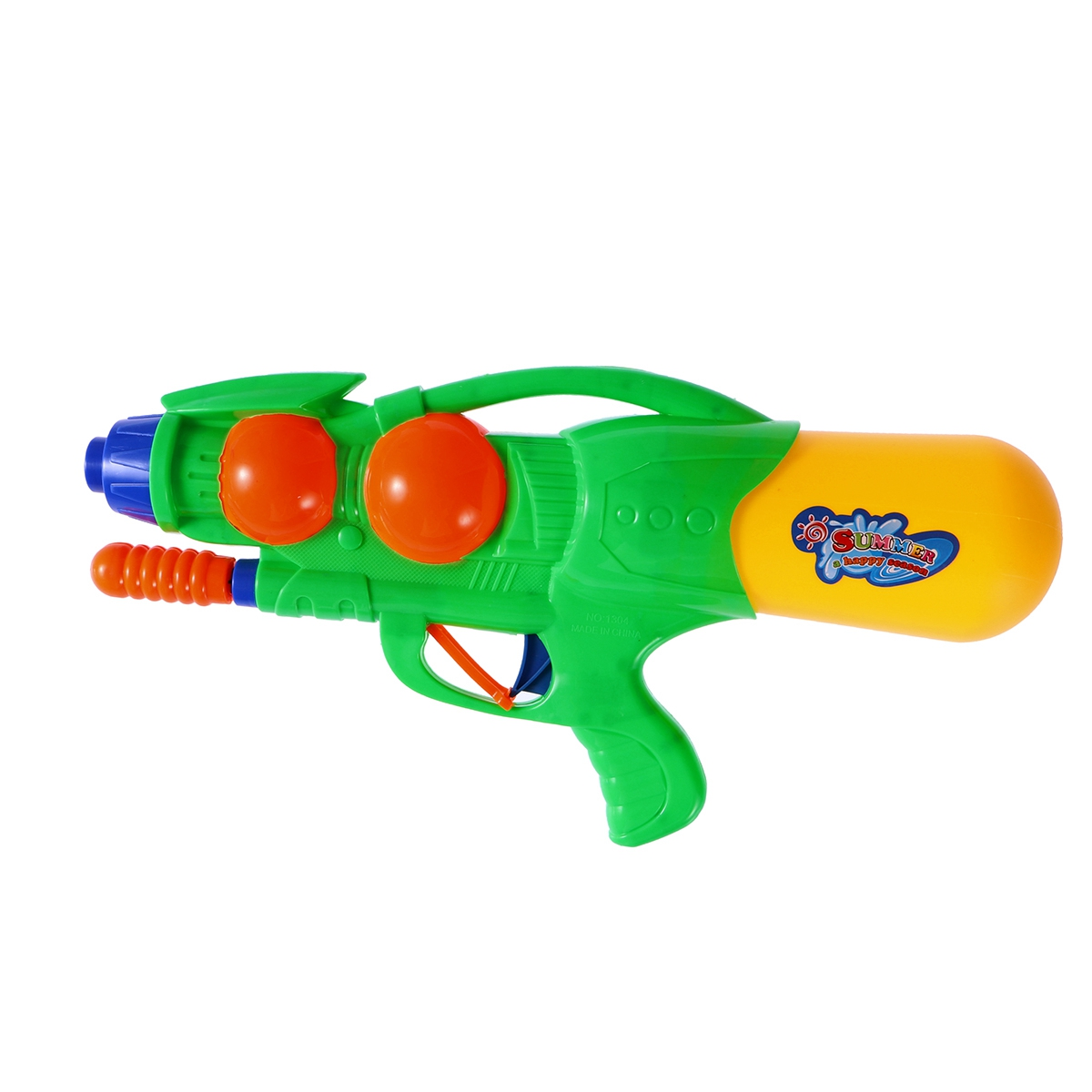Children Water Blaster Water <font><b>Shooter</b></font> Toy Summer Swimming Pool Game Beach Sand Water Shooting Toy (Green) image