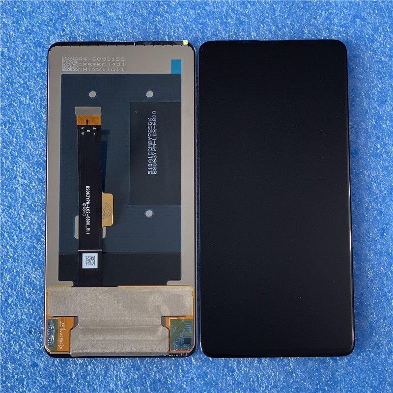 Original For 6 26 ZTE Nubia X NubiaX NX616J Axisinternational LCD Screen Display Touch Panel Digitizer