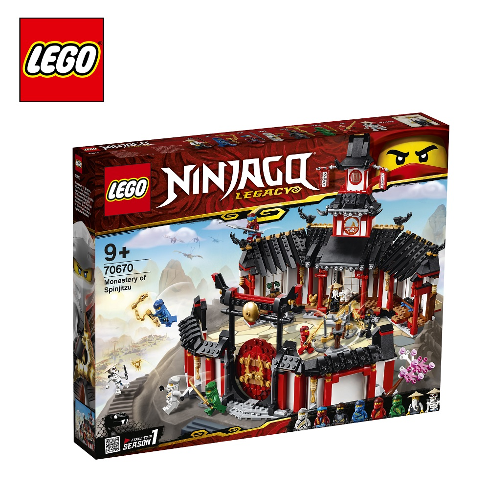 Blocks LEGO 70670 Ninjago play designer building block set  toys for boys girls game Designers Construction blocks lego 70669 ninjago play designer building block set toys for boys girls game designers construction