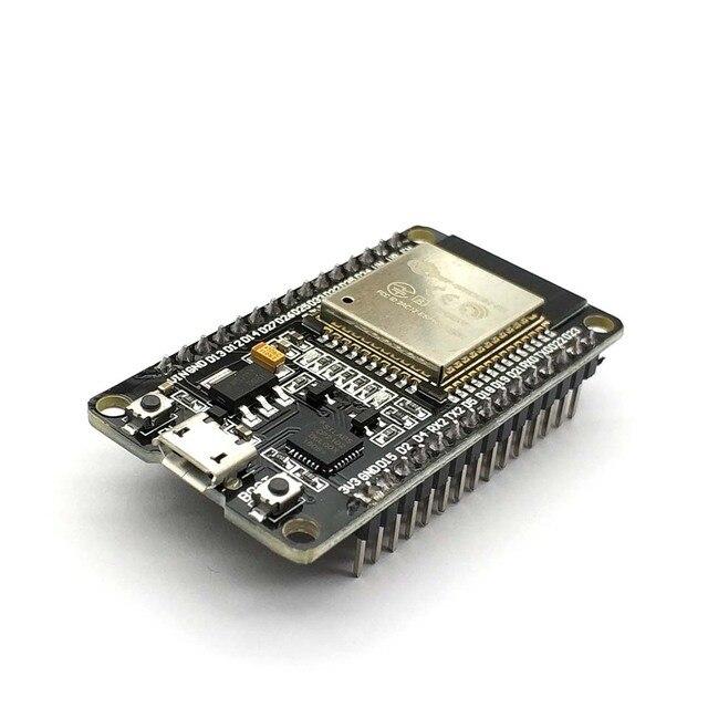 ESP32 ESP-32 ESP32S ESP-32S CP2102 bezprzewodowy WiFi Bluetooth pokładzie rozwoju Micro USB podwójne zasilania rdzenia wzmacniacz moduł filtra