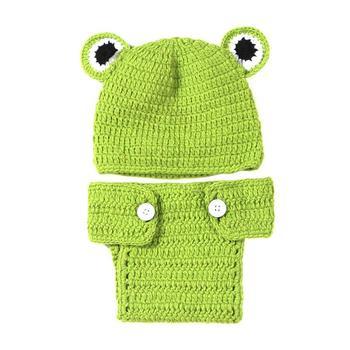 Crochet Beanie Set