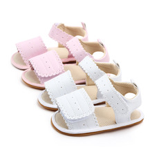 Sandals Shoes Moccasins Toddler Infant Baby-Girls Summer-Style Crib