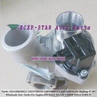 Turbo k03 1016500gd052 53039700354 53039880354 turbocompressor para jiang * huai para jac ruifeng s5 m5 HFC4GA3-1D 2.0 t 130kw euro iv