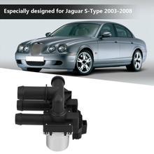 Car-Heater-Control-Valve Jaguar s-Type Car-Accessories Solenoid 2004 2008 for 2003/2004/2005/..