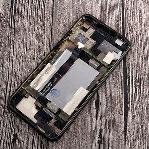 Image 3 - Para Ulefone X pantalla LCD y pantalla táctil + marco piezas de reparación perfectas para Ulefone X accesorio Digital 5,85 pulgadas con película + herramientas