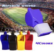 Высококачественный пластиковый свисток для футбола, баскетбола, хоккея, бейсбола, спорта, классический свисток для рефери, для выживания на открытом воздухе