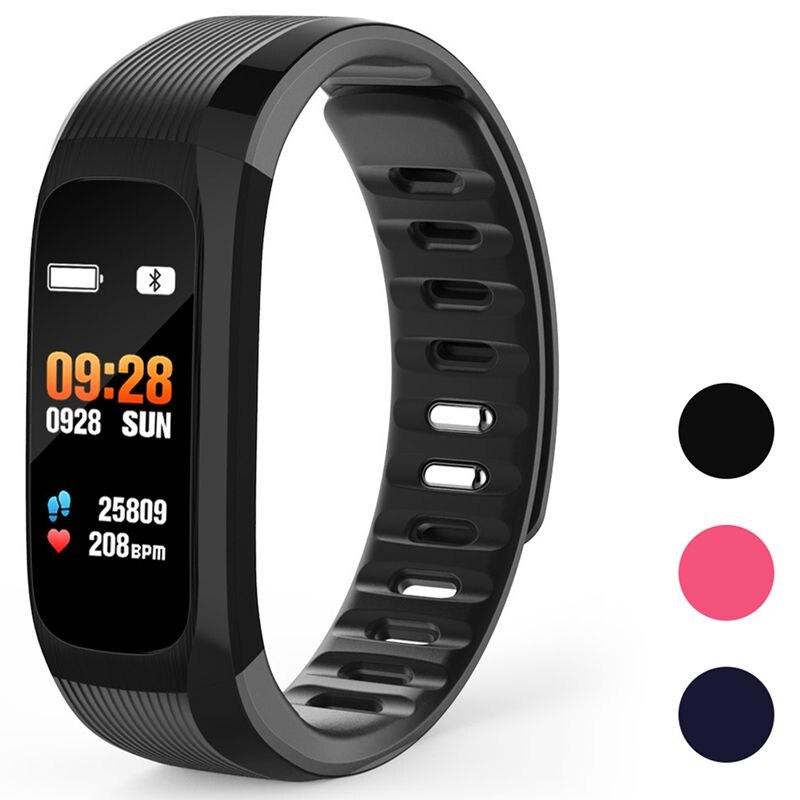 UP9 PRO Smart Bracelet Color Screen Blood Pressure Measurement Heart Rate Monitor Smart Wristband IP67 Waterproof Men Women Wa
