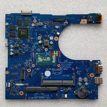 CN 0V2X3C 0V2X3C V2X3C AAL10 LA B843P w I7 5500U GT920M GPU para Dell Inspiron 5458 de 5558 de 5758 portátil placa base a prueba