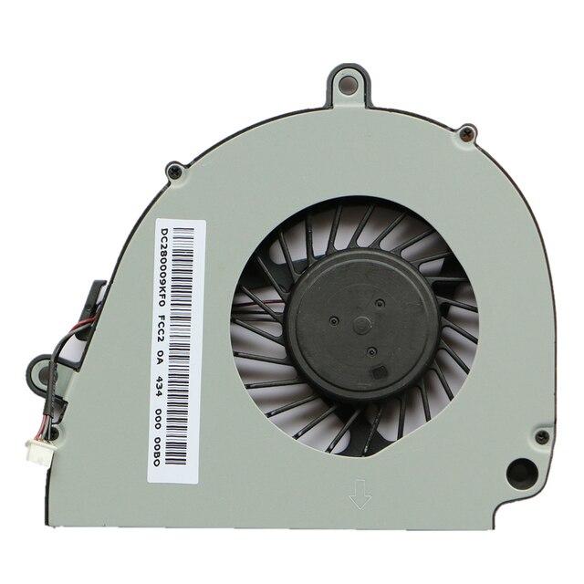 Nouveau ventilateur de refroidissement Cpu dorigine pour Acer Aspire 5750 5750G 5755 5755G E1-531 E1-531G E1-571 E1-571G P5WE0 ventilateur de refroidissement Cpu