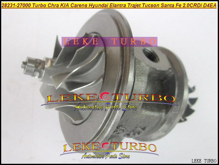 Turbo Cartridge Chra Core TD025 28231-27000 49173-02412 For KIA Carens For Hyundai Elantra Trajet Tucson Santa Fe 2.0L CRDi D4EATurbo Cartridge Chra Core TD025 28231-27000 49173-02412 For KIA Carens For Hyundai Elantra Trajet Tucson Santa Fe 2.0L CRDi D4EA