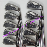 Golf Clubs 737p golf iron black HONMA Tour World TW737p iron group 4 10 w (9 PCS) No 3#