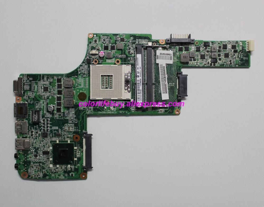 Genuine A000095740 DA0BU5MB8E0 HM65 DDR3 Laptop Motherboard Mainboard for Toshiba Satellite L730 Notebook PC