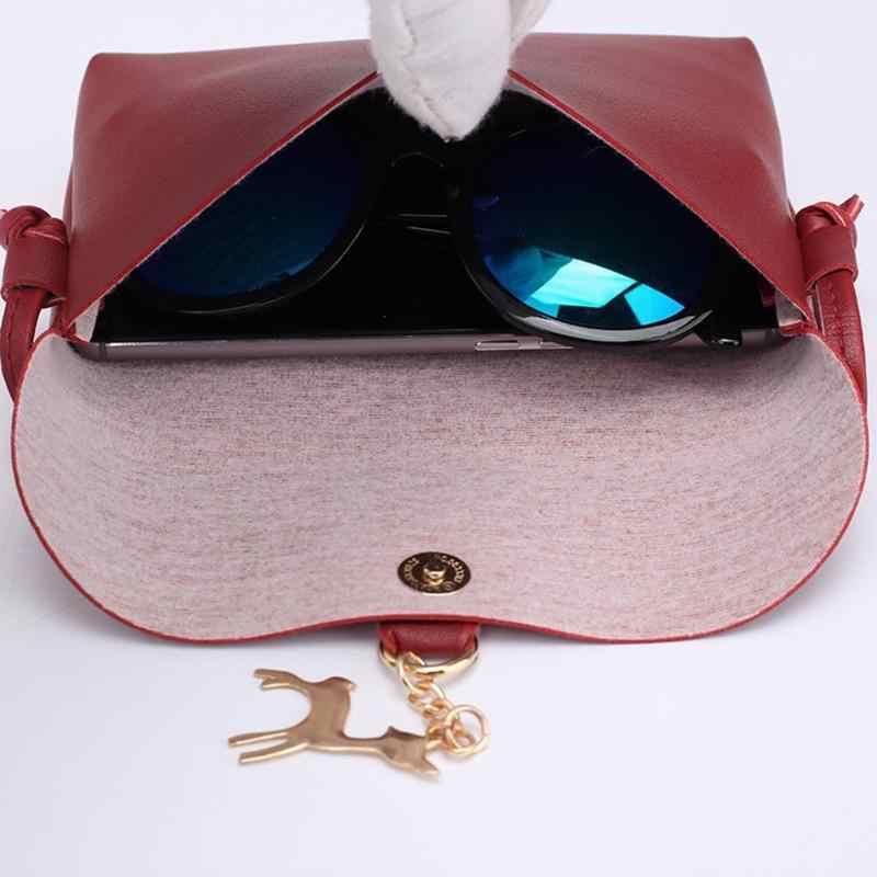 Simples bolsa De Couro PU Mulheres Bolsas de Ombro Casual Bolsas Mensageiro Pure Telefone