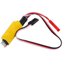 5V-24V Controlled Switch RC Car Lights RC Receiver Controlled Switch 4 Types Available For RC Model Car Truck Toys Accessories alloy bearing extractor tool d2 d14 for rc model car truck