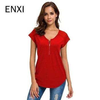 174645cd0 ENXI embarazo maternidad ropa lactancia ropa maternidad superior de  enfermería camiseta para las mujeres embarazadas superior