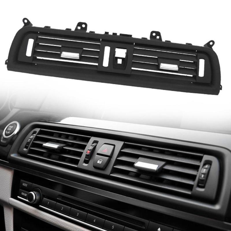 Car Center A/C Air Outlet Vent Panel Grille Cover for BMW 5 Series F10 F18 523 525 535 Car Auto Replacement Parts-in Air-conditioning Installation from Automobiles & Motorcycles