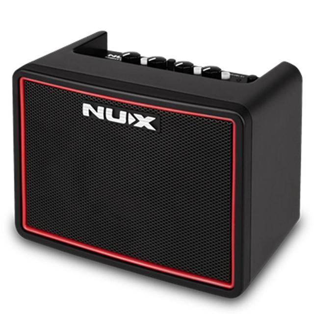 NUX 4.2W DC9V Guitar Amp Speaker Mini Amplifier Portable Multifunction Mighty Lite BT Mini Desktop Guitar Accessories