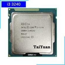 Intel Core i3-3240 i3 3240 3.4 GHz Dual-Core procesor CPU 3M 55W LGA 1155