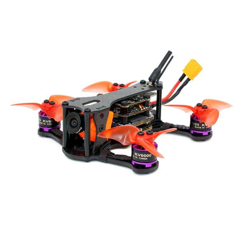 SPCMaker SPC K1 95mm F4 20A BL_S FPV Da Corsa Drone Racer PNP BNF w/RunCam Split Mini 2 fotocamera Compatiable Flysky/Frsky Ricevitore
