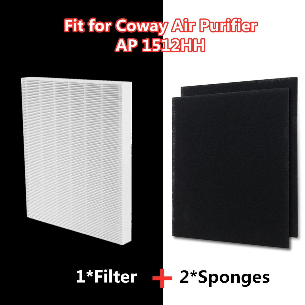 Совместимость Замена фильтра hepa для COWAY очиститель воздуха AP1512HH очиститель воздуха Замена кучи фильтр