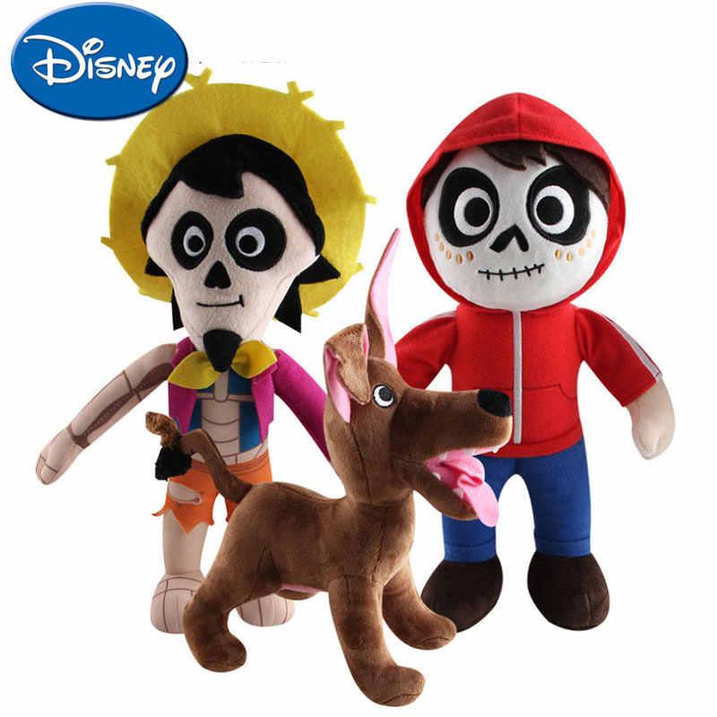 Дисней фильм Pixar COCO горячие игрушки плюшевые куклы смить Гектор Данте собака безопасные Мягкие плюшевые мягкие игрушки, лучшие подарки для детей