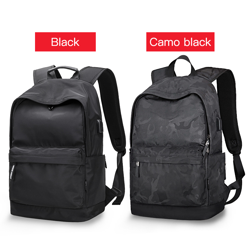 Heroic Knight Male Backpack Bag Brand 15 Inch Laptop Notebook Mochila for Men Waterproof Back Pack bag school backpack women in Backpacks from Luggage Bags