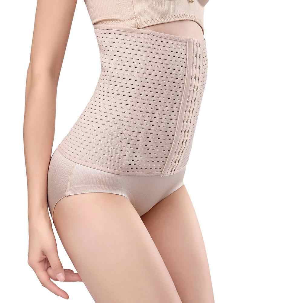 Women Shapers Waist Cinchers Cummerbunds Corset Girdle Shapewear Staylace Abdominal Binder Waist Trimmer Slimming Band Belt