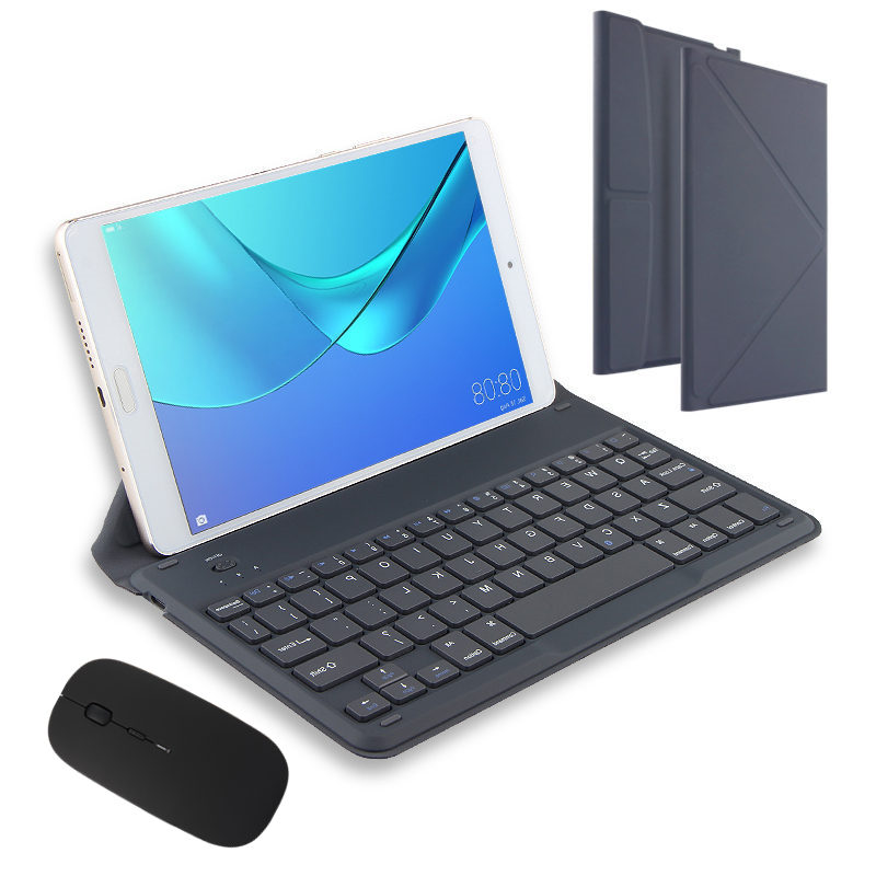 Bluetooth Keyboard For Huawei MediaPad T5 10 AGS2-L09 W19 L03 Tablet Wireless keyboard M5 Lite 10 BAH2-W19 W09 W09 DL-AL09 Case light weight painting case for huawei mediapad m5 lite10 case for huawei m5 lite 10 bah2 l09 w19 dl a tablet 10 1 cover