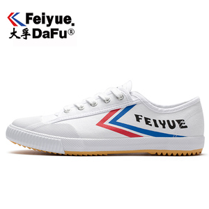 Парусиновая обувь DafuFeiyue Shaolin Soul, кроссовки в ретро-стиле, мужские и женские новые модные нескользящие спортивные уличные Прочные ботинки 334
