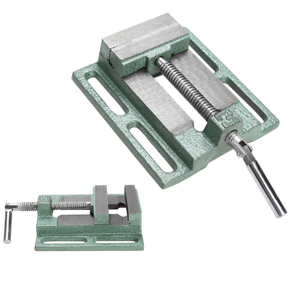 Machine Vices Pillar 3 inch Durable Strong Machine Vices Pillar Drilling Machine Bench Drill Wire Break, Stripping, Rolling WireMachine Vices Pillar 3 inch Durable Strong Machine Vices Pillar Drilling Machine Bench Drill Wire Break, Stripping, Rolling Wire