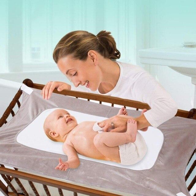 Baby Infant Hammock Home Outdoor Detachable Portable Comfortable Bed Kit Camping Baby Hanging Sleeping Bed Elastic Hammock Net