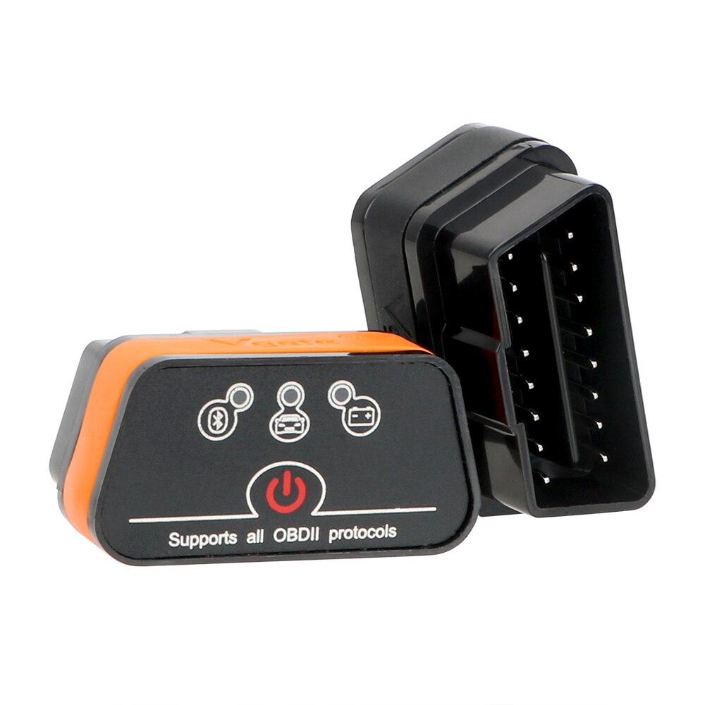 Icar2 OBD2 ELM327 V1.5 Automotive Scanner Car Diagnostic Tool Car Error Code Reader For Android Bluetooth Adapter