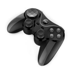 Bluetooth Wireless Gamepad Double Vibrating With Display Game Console Joystick Phone Lever Telescopic Bracket For IOS Android