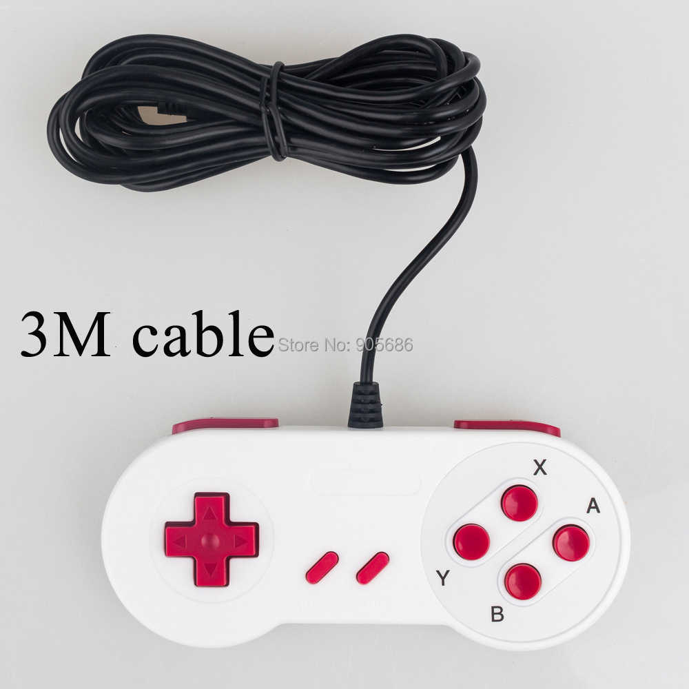 Detail Feedback Questions about Exlene Snes USB Controller Super