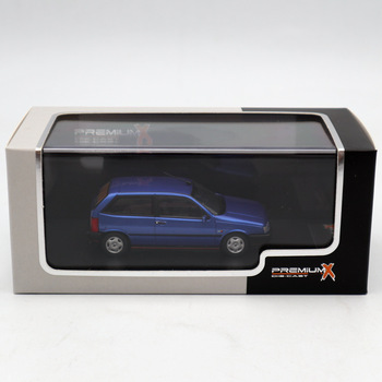 Premium X 1:43 Fiat Tipo 2.0ie 16V Sedicivalvole 1995 Blue PRD456 Diecast Models Limited Edition Collection