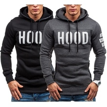 2019 New Arrival High Grade Brand Design Sportswear Men Sweatshirt Male Hooded Hoodies Printed Pullover Hoody free shipping цена