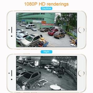 Image 3 - Tiananxun poe Ip Camera Outdoor 1080P Security Cctv Cameras poe Video Surveillance 2.0mp Street Cam Onvif P2P